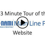Three Minute Tour of NAMI Main Line website